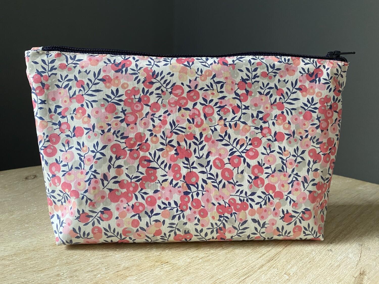 Neceser Plastificado Wiltshire Pink