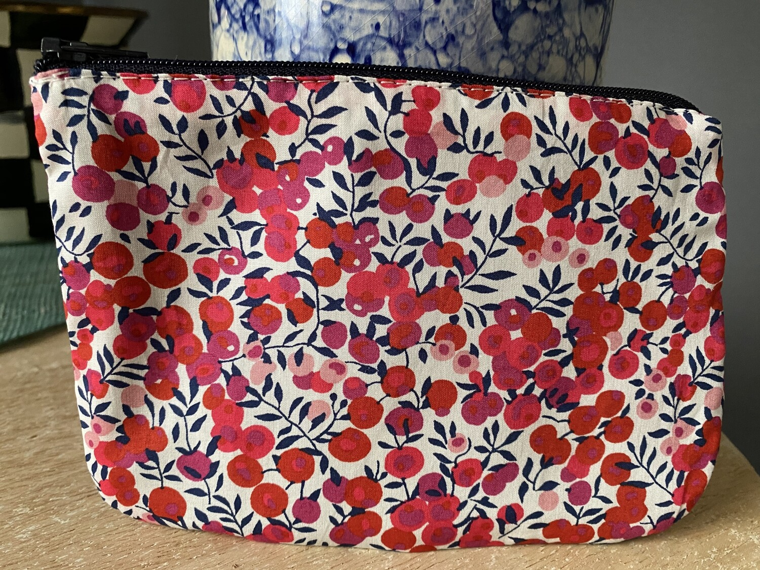 Wiltshire Red Pouch