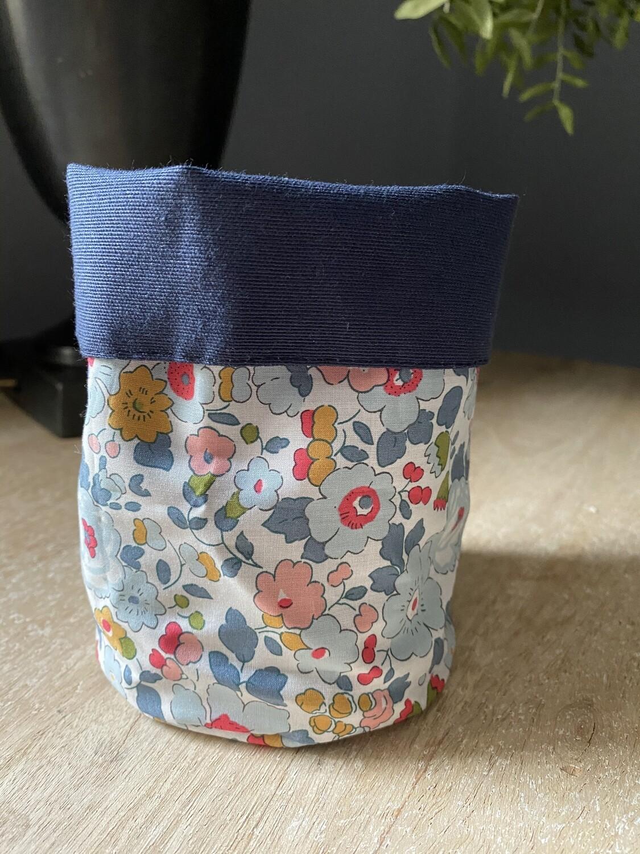 Bolsa tela baño Betsy Blue