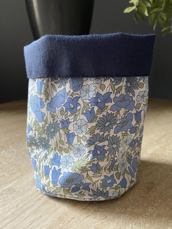 Bath Bags Popy Blue