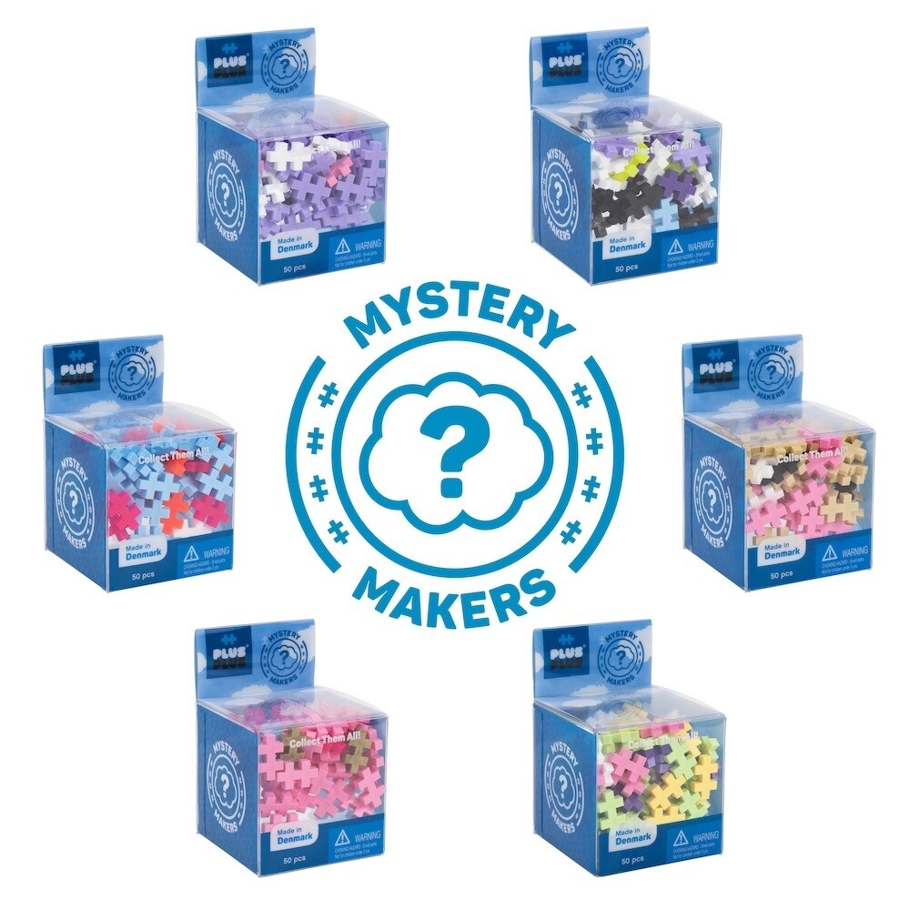 Plus Plus Mystery Maker - Series 3