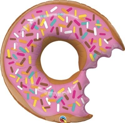 """36"""" Bit Donut Sprinkles Balloon"""