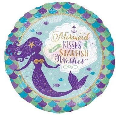 """18"""" Mermaid Wishes Starfish Kisses 4905618"""