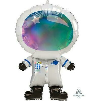 """30"""" Astronaut Shape Balloon 4994626"""