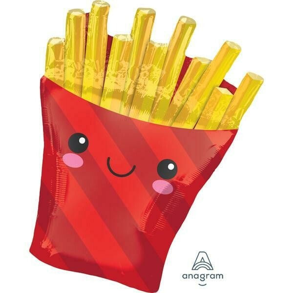 "28"" French Fries Shape Balloon 4924526"