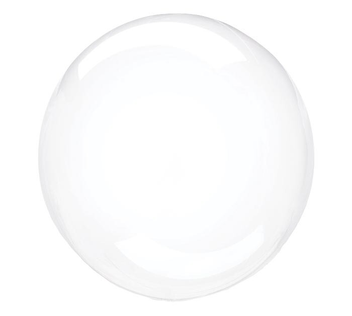 "12"" Crystal Clearz Petite Balloon"