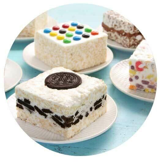 The Crispery Gourmet Rice Crispycakes