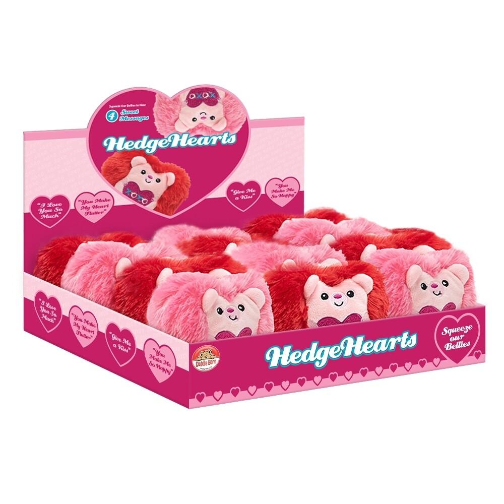 Hedgehog Hearts Squeezers