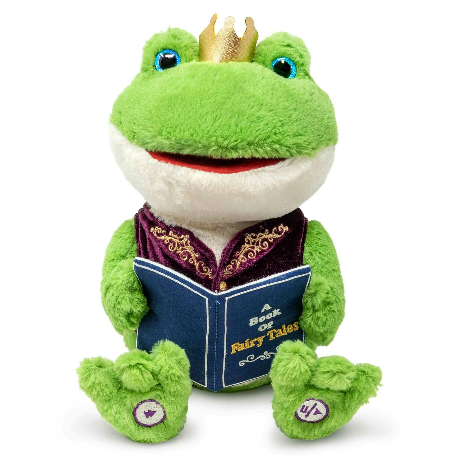 Hadley the Storytelling Frog