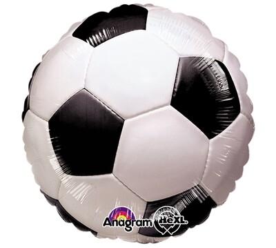 "17"" Soccer Ball Shape Balloon"