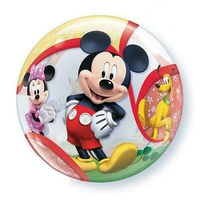 "22"" Disney Mickey & His Friends Bubble Balloon"