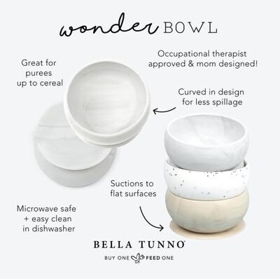 Bella Tunno Suction Wonder Bowl