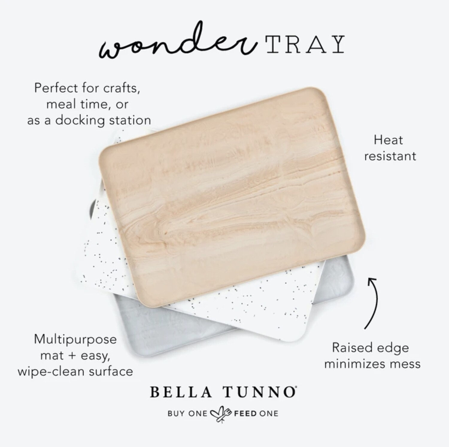 Bella Tunno Wonder Tray