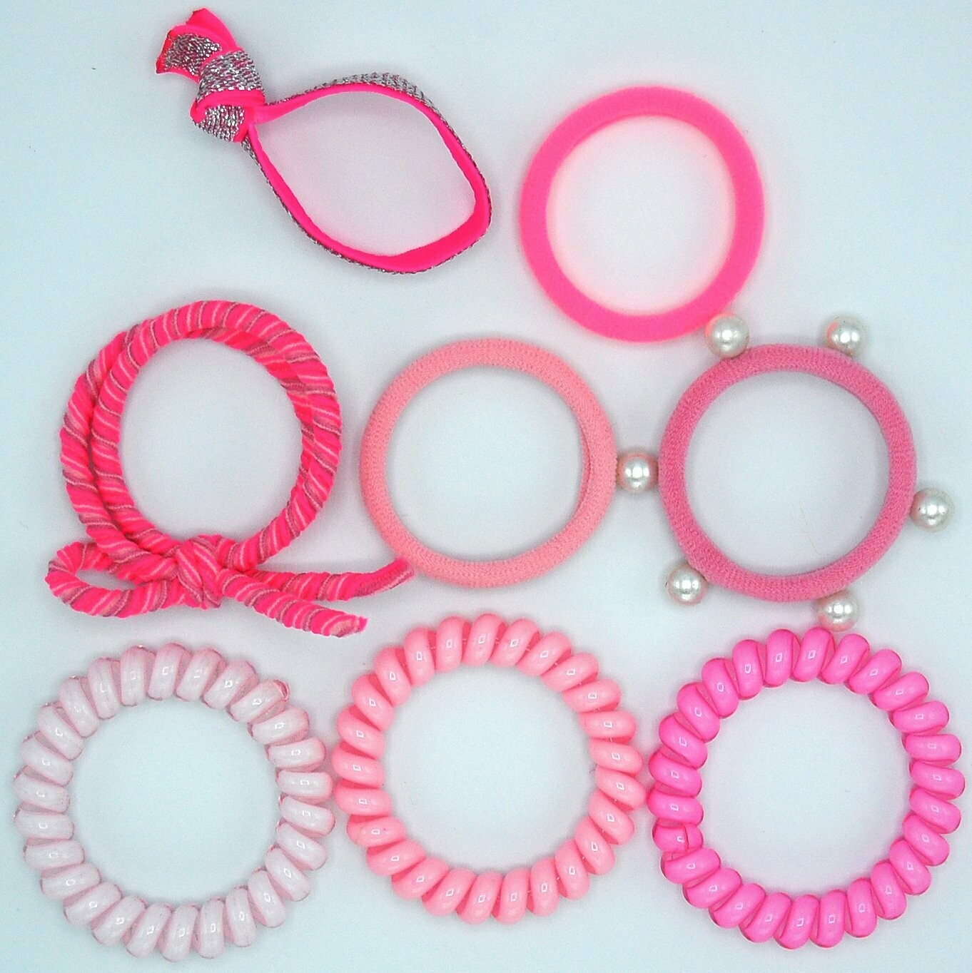 Lily & Momo Hair Ties Pop Set