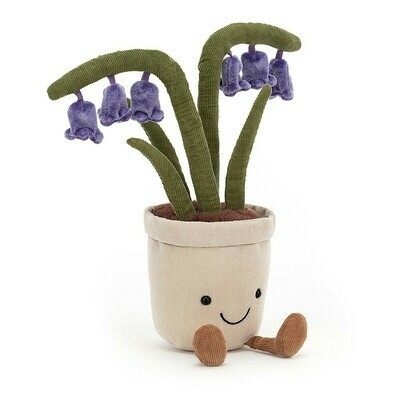 Jellycat Amuseable Bluebell Plant