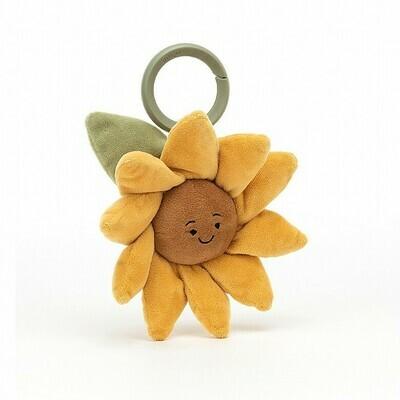 Jellycat Fleury Sunflower Jitter Toy