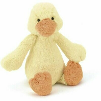 Jellycat Yellow Duckling Small