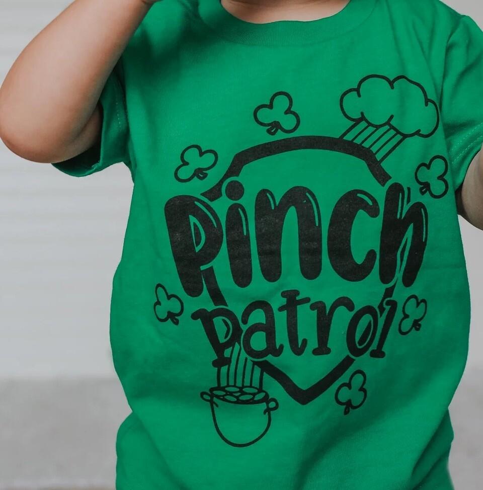 Pinch Patrol Kids Tee