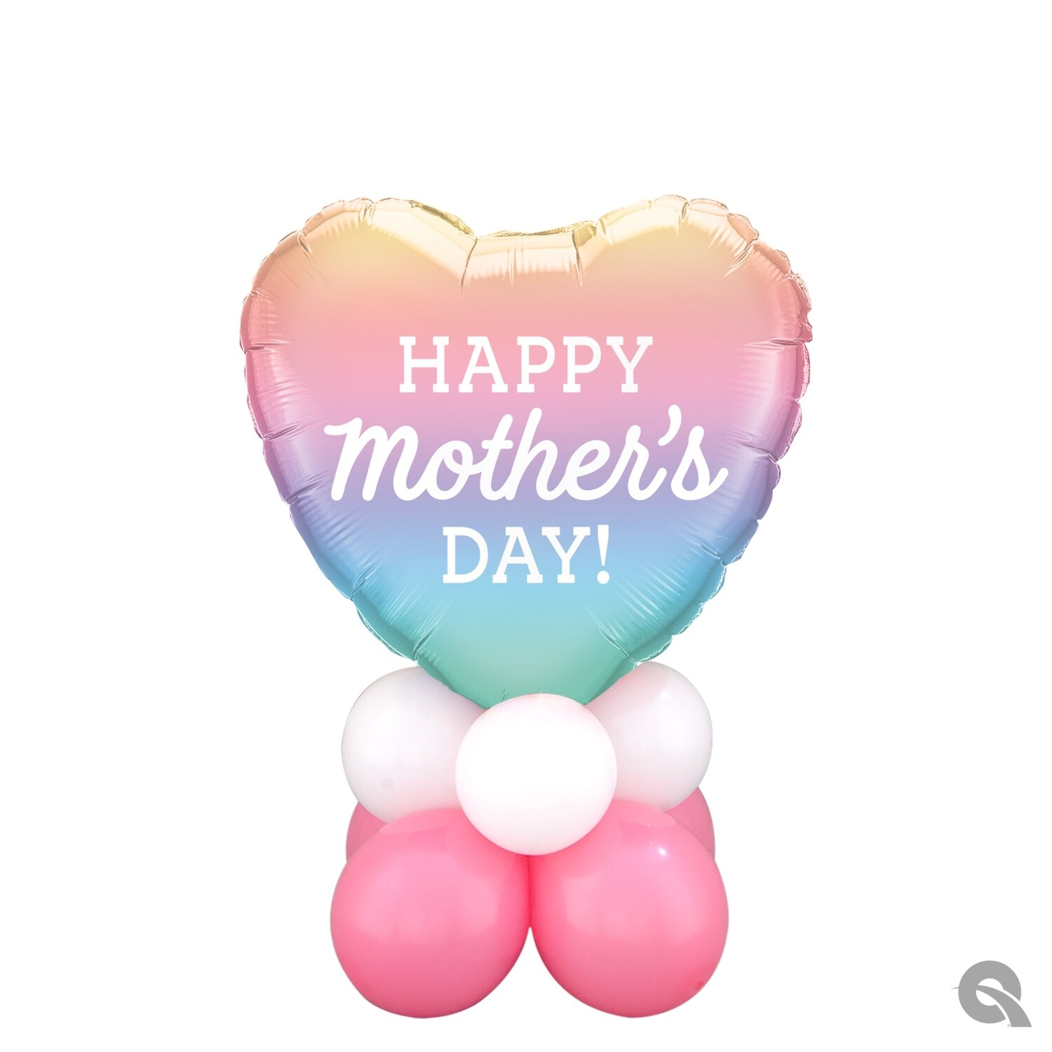 Happy Mother's Day Balloon Bouquet Designs