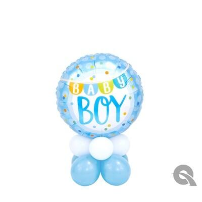 Baby Boy/Girl Balloon Bouquet Designs