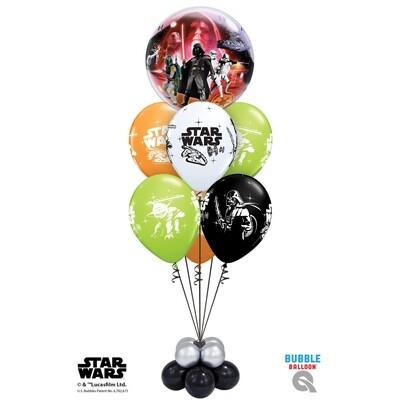 Star Wars Balloon Bouquet Designs