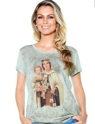 IM1095 -Ladies- Our Lady of Mount Carmel Shirt
