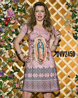 DVV2450-Lady of Guadalupe Summer Dress