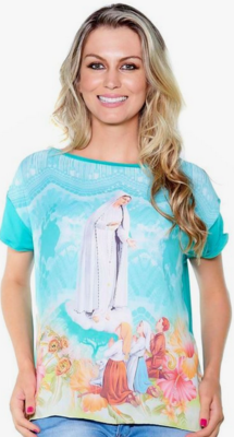 MC970 - Our Lady of Fatima Shirt