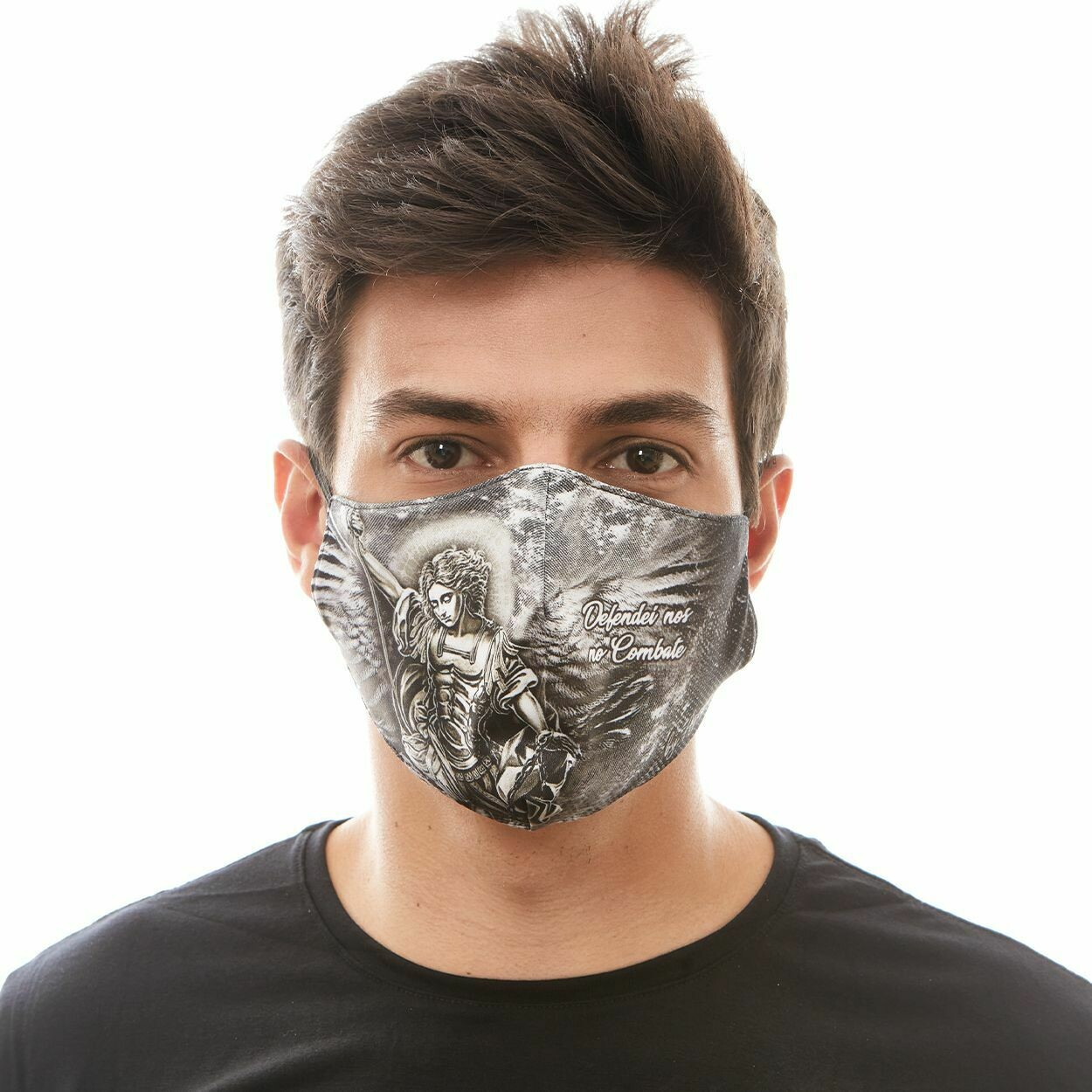 MDA5044 - Archangel Michael Face Mask