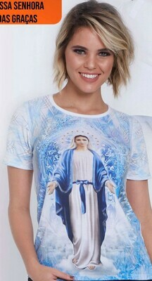 DVE4448-Our Lady of Grace - Ladies Shirt