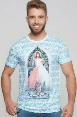 DVE3430-Divine Mercy of Jesus -Men's Shirt