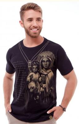 DVE4012- Our Lady of Mount Carmel -Men's Shirt