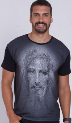 DVE4463- Face of Christ-Men's Shirt