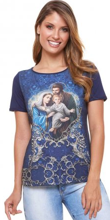 FSE4411-Sacred Family - Ladies Shirt