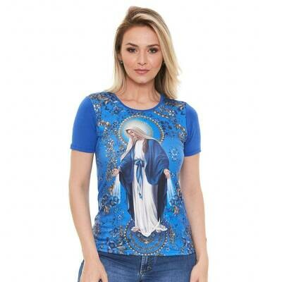 DV4675-Our Lady of Grace - Ladies Shirt
