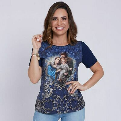 FSE4411-Sacred Family - Ladies Shirt