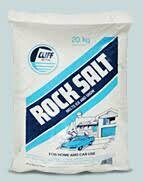 Rock Salt  20kg
