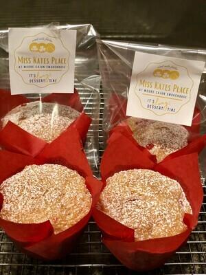 1 Dozen Cherry Muffins