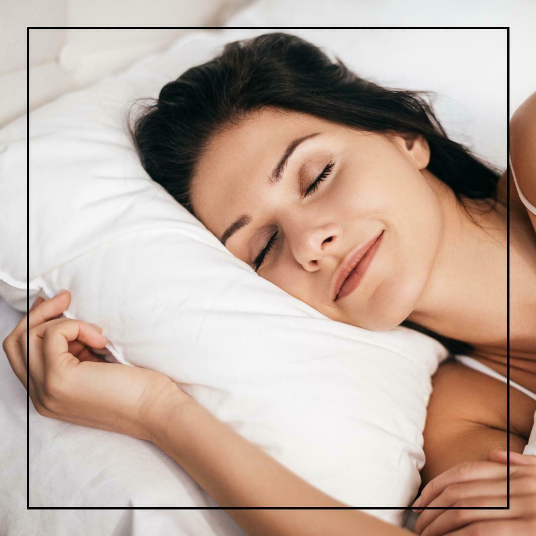 Dormir y relajarse