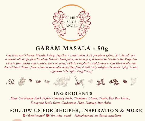 Garam Masala (pouch)