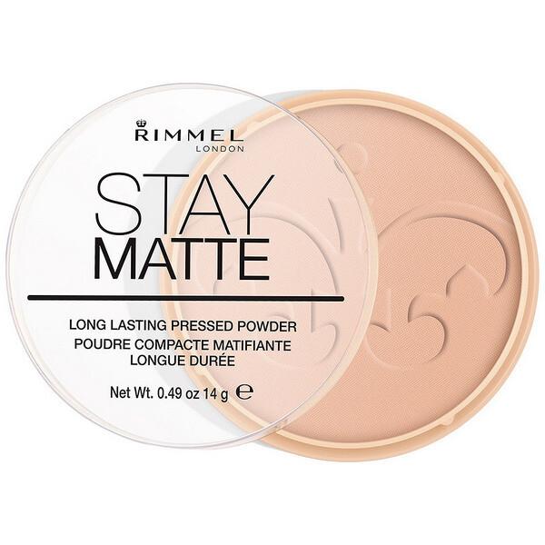 Compact Powders Stay Matte Rimmel London