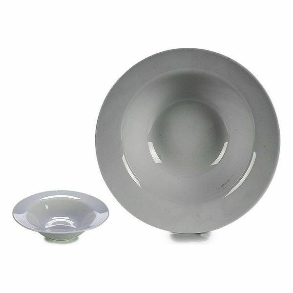 Plate White Porcelain (Ø 23 cm)