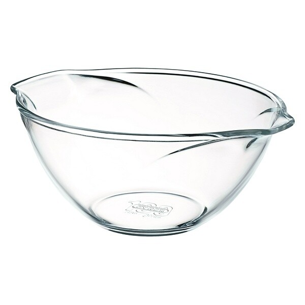 Mixing Bowl Pyrex Classic Vidrio Transparent Glass (30 cm)