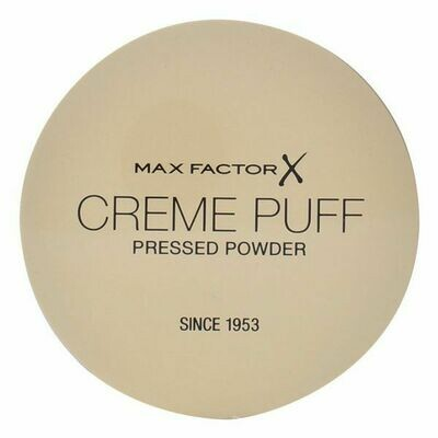 Compact Powders Creme Puff Max Factor
