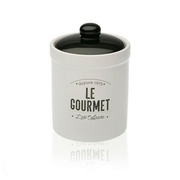 Jar Le Gourmet Ceramic (11 cm)