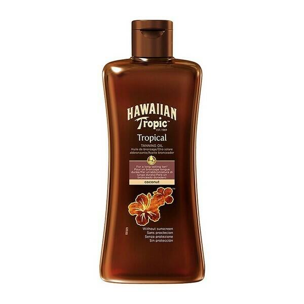Tanning Oil Coconut Hawaiian Tropic