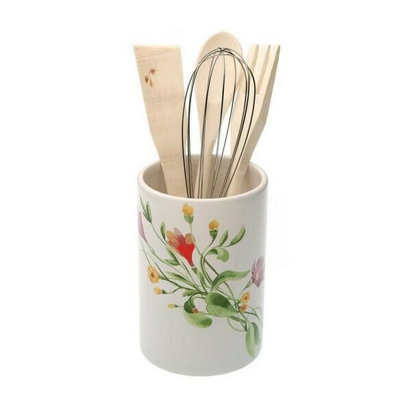 Pot for Kitchen Utensils FLORIAN Ceramic