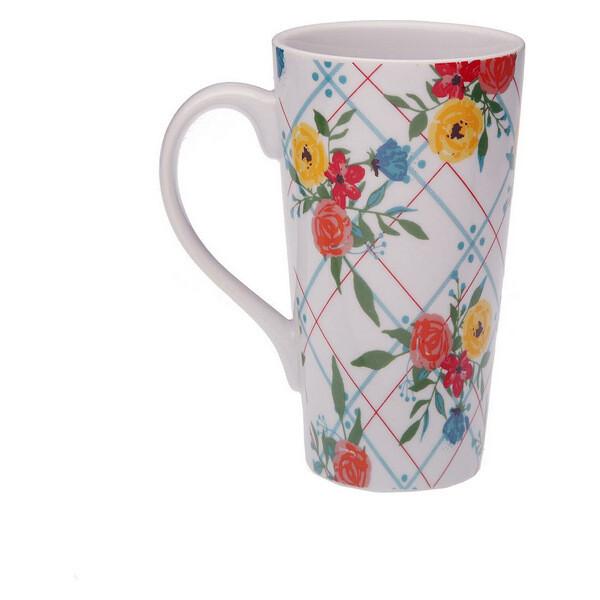 Mug Fiori Viva Porcelain