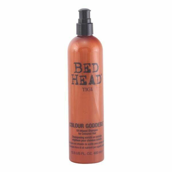 Shampoo Bed Head Colour Goddess Oil Infused Tigi