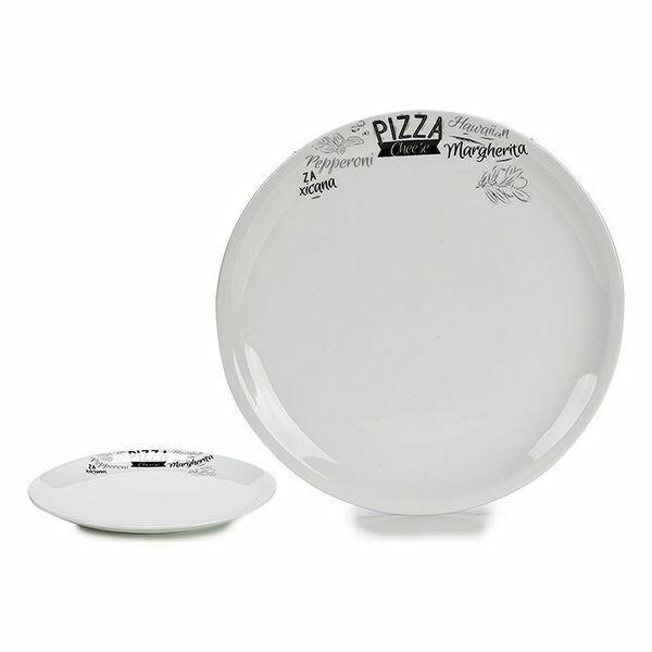 Plate Porcelain (Ø 30 cm)
